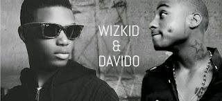 Wizkid and Davido