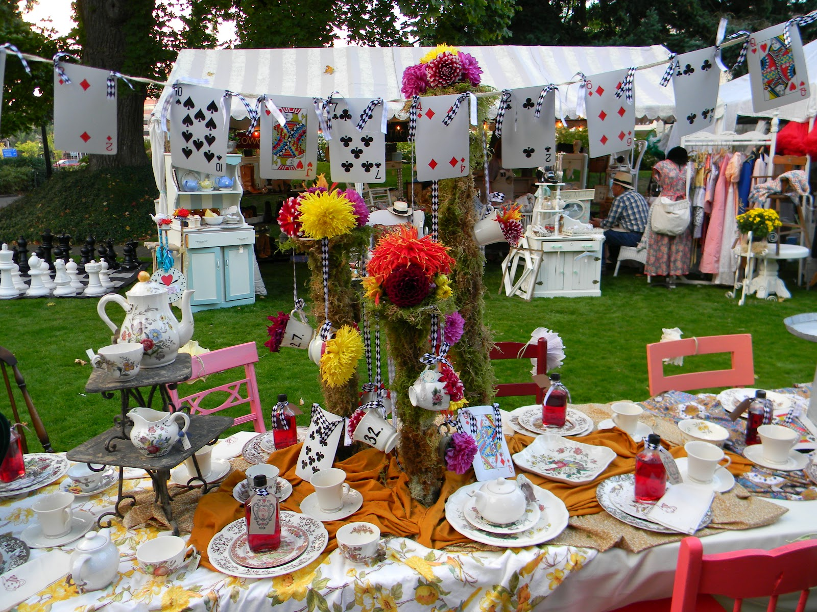 mad tea party - photo #2