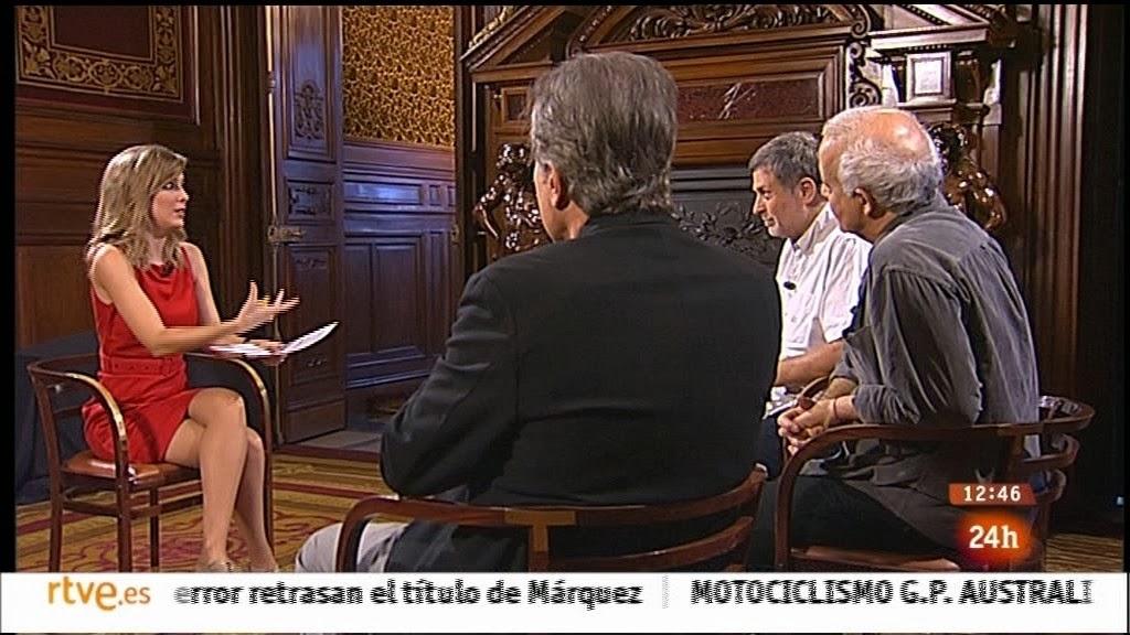 ANA IBAÑEZ, CONVERSATORIOS... (20.10.13)