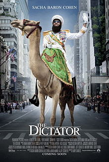 Watch The Dictator Movie Online Free 2012