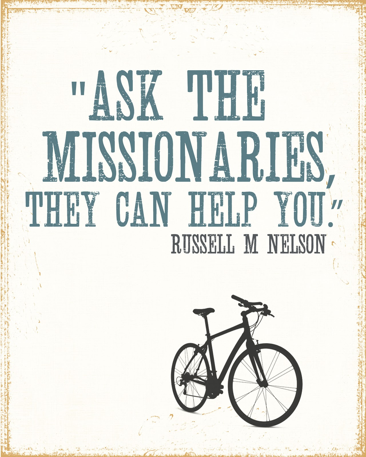 Talk to a missionary by clicking here!