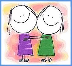 La amistad requiere dos personas permanentes.