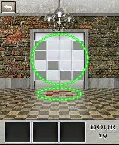 100 Locked Doors Level 19 20 21 Solved