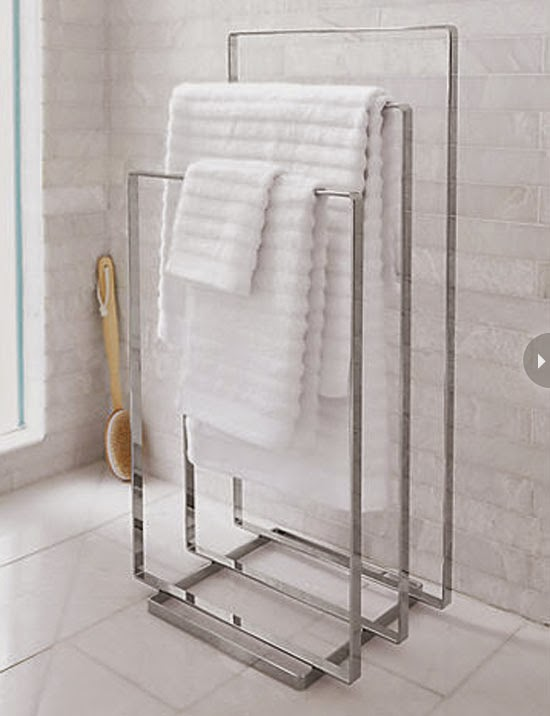 click the image to enlarge and enjoy the bathroom accessories towel racks ideas