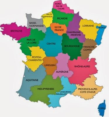 Carte de France Departement: Carte de France Departement