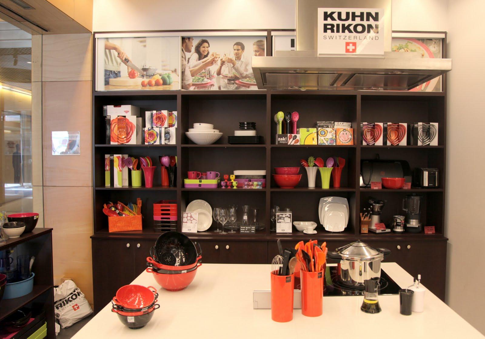 Kuhn rikon espa ola tienda zaragoza kuhn rikon - Escuela de cocina zaragoza ...