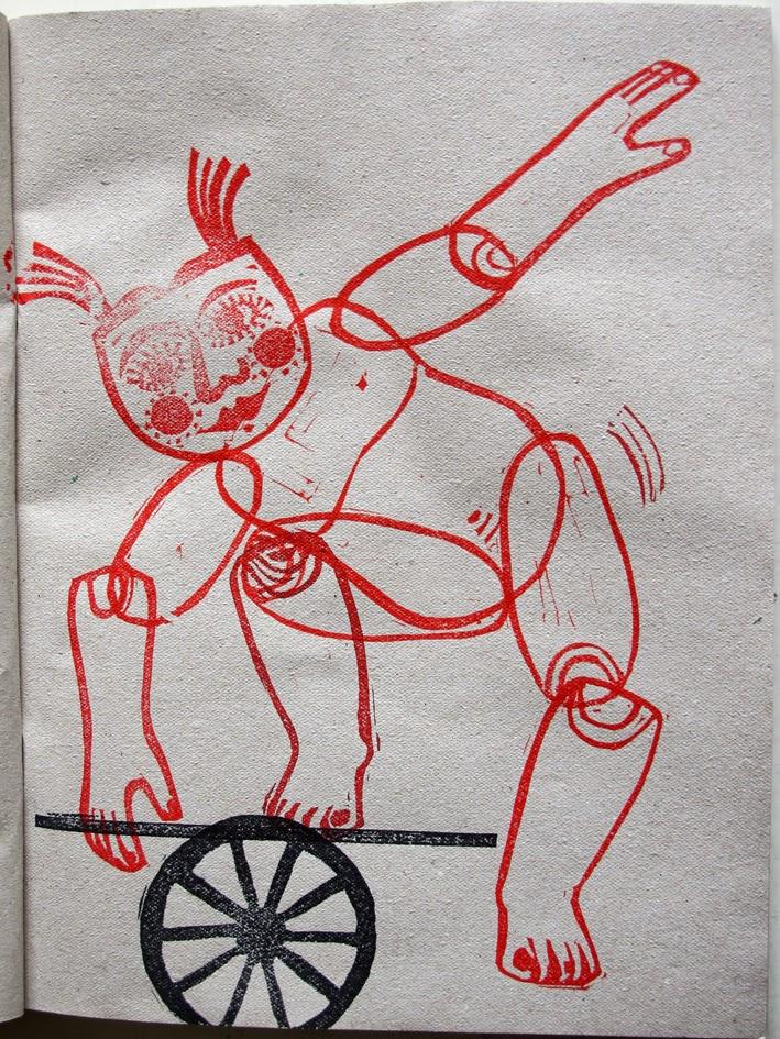 tampons d'artiste, jeu, Brigitte Rio, combinatoire