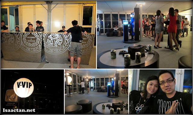 VVIP Lounge Zouk @ Sepang International Circuit 2012