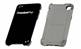 WiMax case for iPod Touch Photo