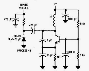 Oscillator Circuit Diagram