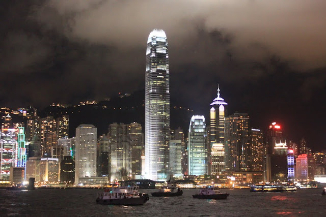 Hong Kong is one of the best night view and popular for night life as well as shopping throughout the day among the locals and tourists in the world