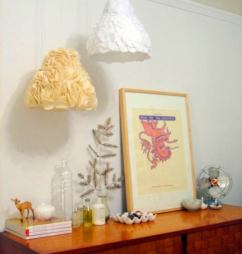 Lamparas low cost decorar tu casa es for Lampara globo ikea
