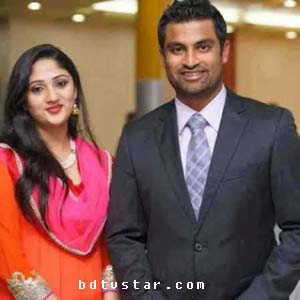 Tamim Iqbal wife