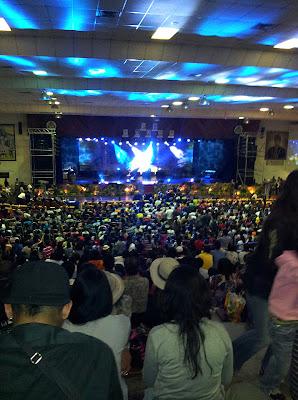 KDCA Hall Penampang Sabah