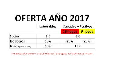 OFERTA AÑO 2017