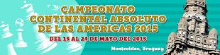 Uruguay: CAMPEONATO CONTINENTAL ABSOLUTO DE LAS AMERICAS 2015( Dar clic a la imagen )