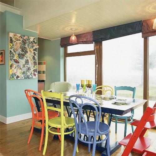 Decoración de interiores: Bonitos Comedores de diario