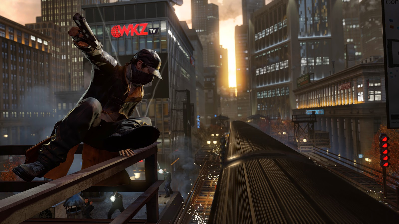 Watch Dogs Replay Side Missions