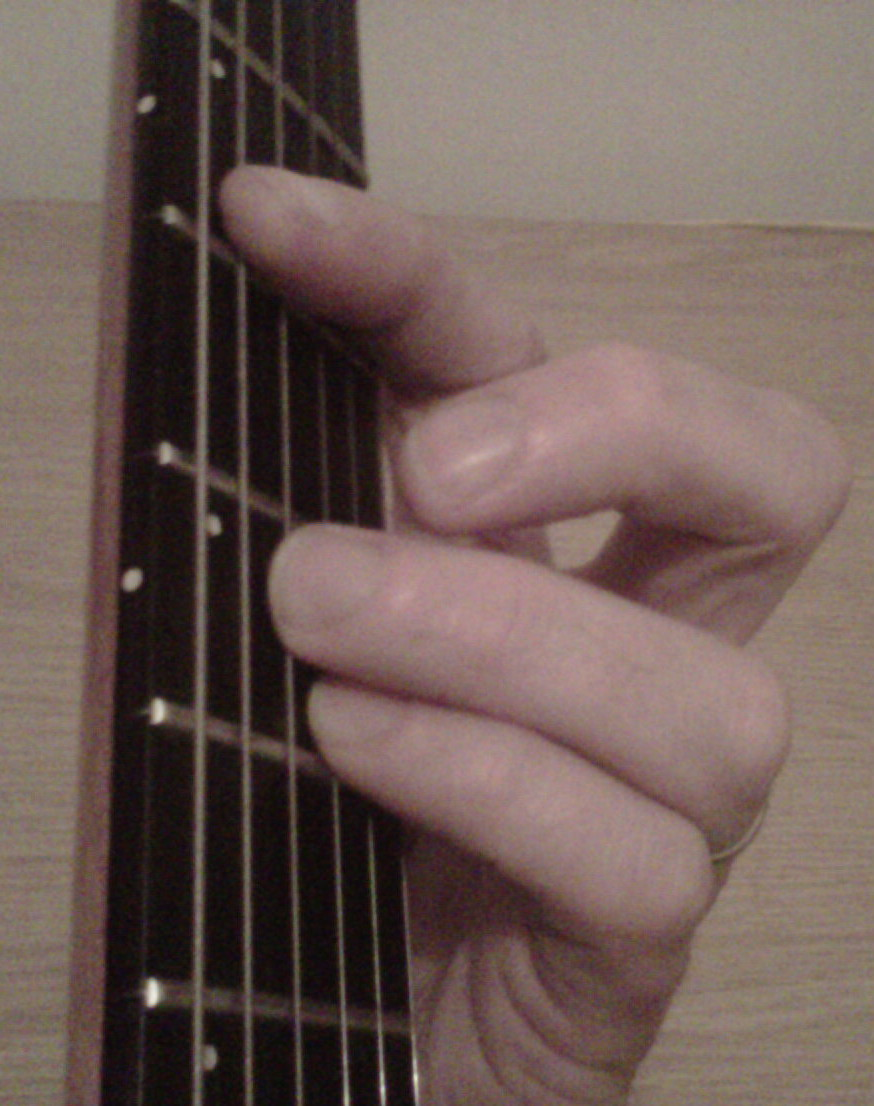 A New Guitar Chord Every Day October 2012 The Symble A7 Above Bar It Means We Have To Play Frank Gambale Magic