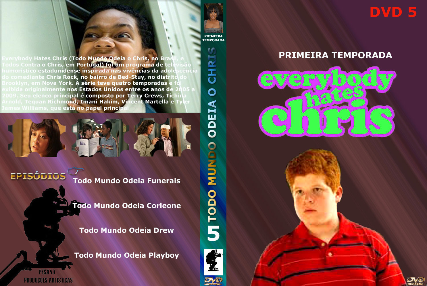Todo mundo odeia o chris 4 temporada download music