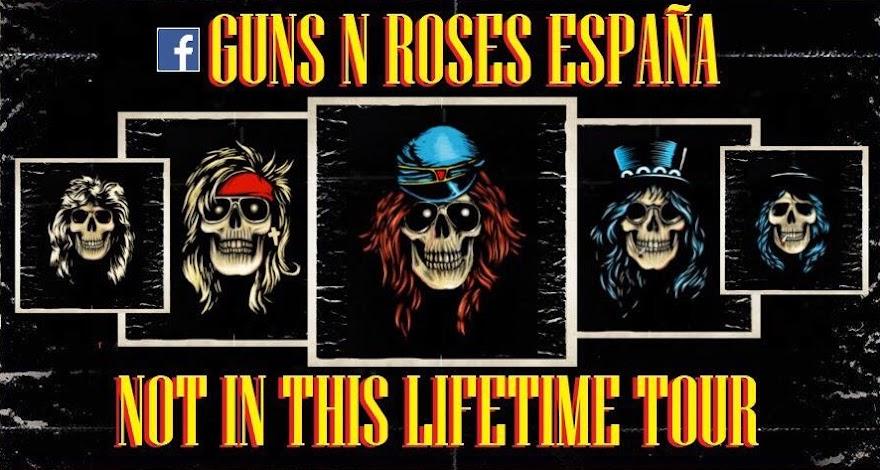 Guns N Roses España