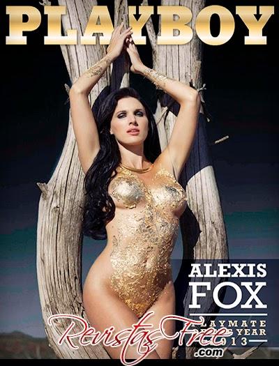 Playboy South Africa - Alexis Fox - Junho 2013