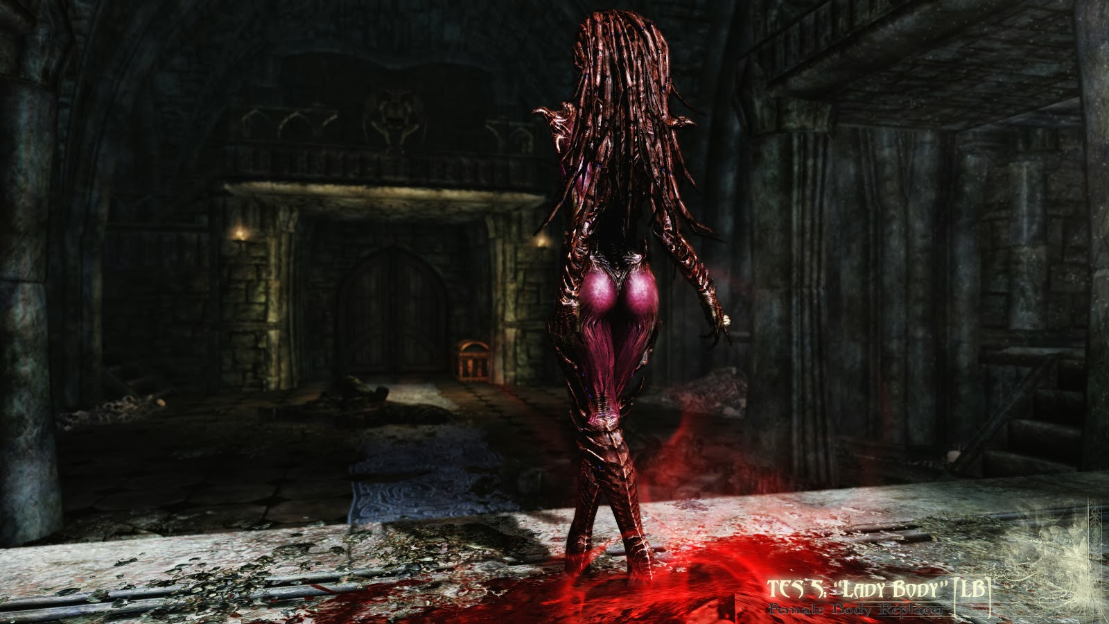 Naked female vampire skyrim lord fucked image