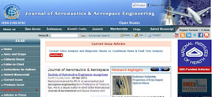 Journal of Aeronautical & Aerospace Engirneeng