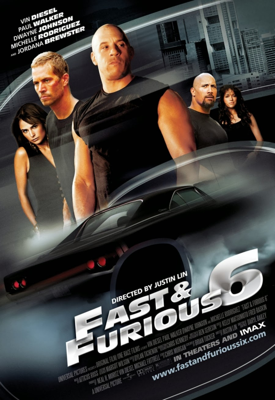 fast and furious 6 2013 full movie blu ray imoviez. Black Bedroom Furniture Sets. Home Design Ideas