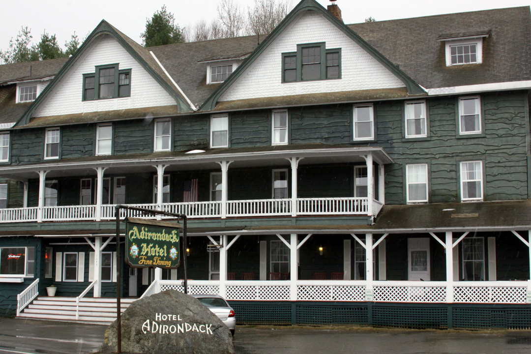 Even If There Weren T A Gift Lined With Books Of Local Interest The Adirondack Hotel In Long Lake Would Be Contender On Our List 46 High