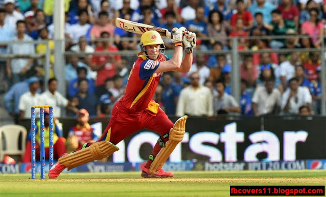 Ab De villiers IPL Facebook Covers