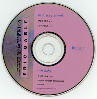 Eric Gable - In A Sexy Mood (Promo CDS) (1990)