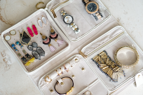 Traveling with Jewelry Economy of Style