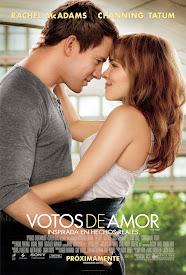 pelicula Votos de amor (The vow) (2012)
