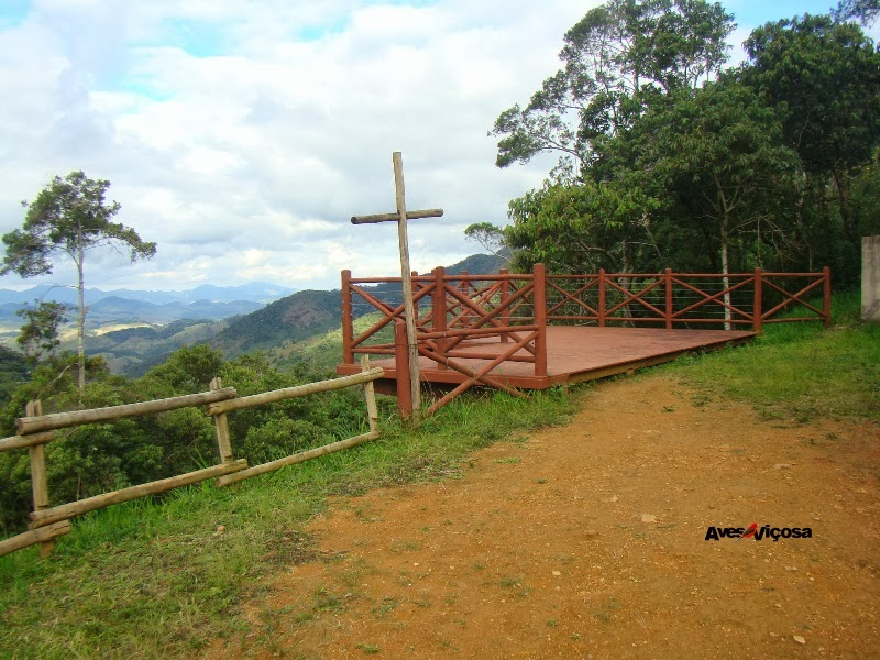 Mirante, Parque Serra do Brigadeiro. Foto: M. Eiterer