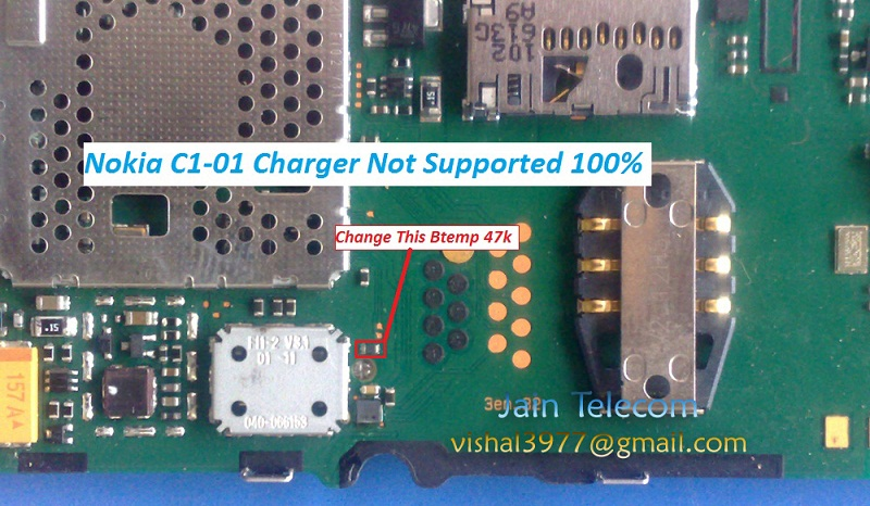 This post holds NOKIA c1-01 Charger Not Support Problem. If you are