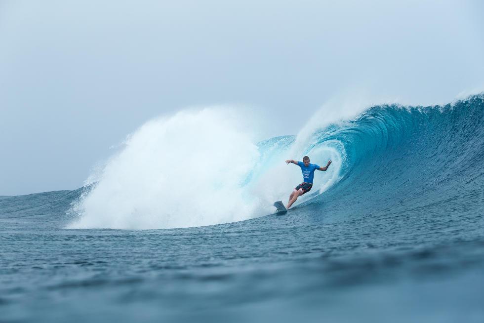 24 Kolohe Andino Billabong Pro Tahiti Foto WSL Stephen Robertson