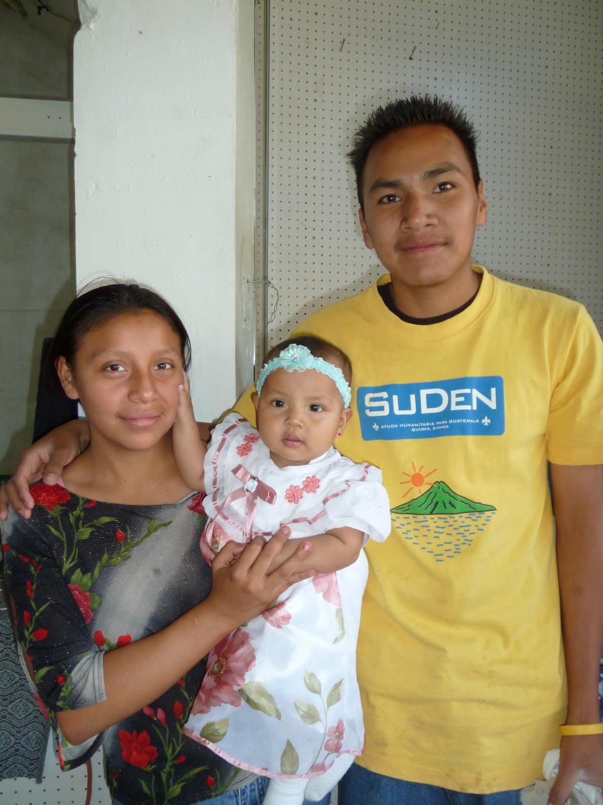 Sudenguatemala anniversaire de gervaise avec notre - Cuisinez avec notre famille ...