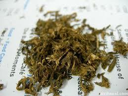 La préparation du fumer tabeks