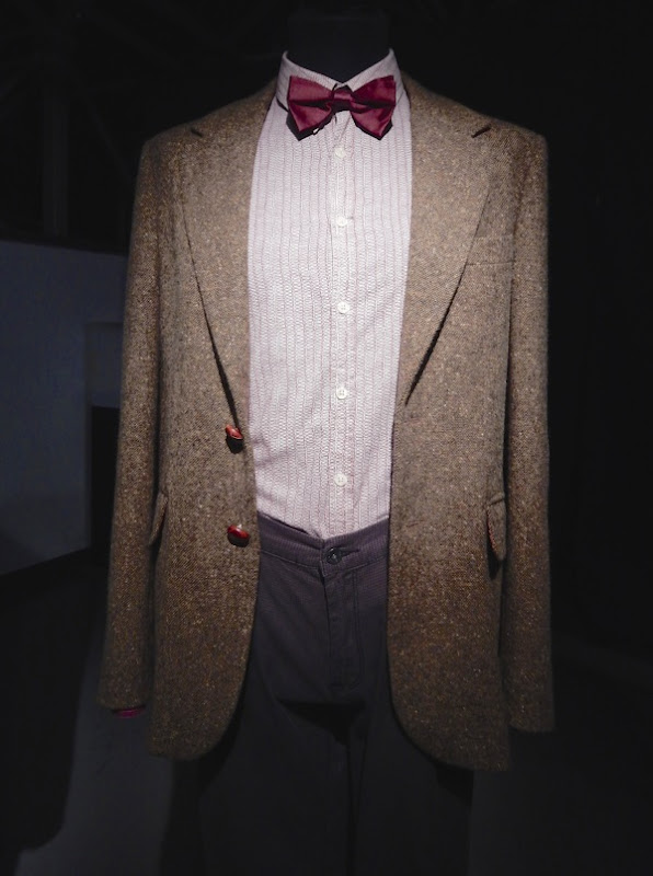 Matt Smith Eleventh Doctor Who costume