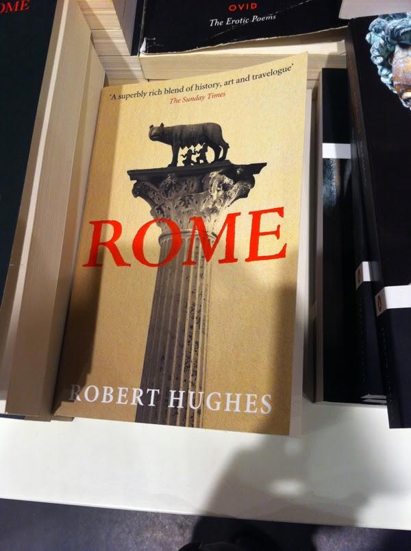Рим. История города: его культура, облик, люди. Автро Роберт Хьюз