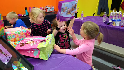 Rock star birthday party www.thebrighterwriter.blogspot.com
