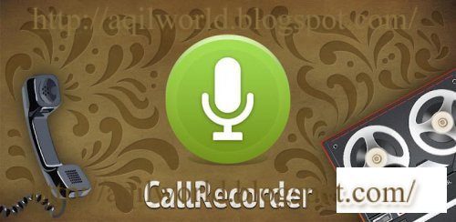 Free download CallRecorder Full v1.2.9