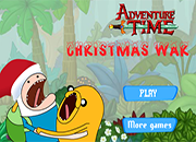 Adventure Time Christmas War