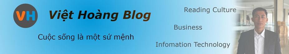 Việt Hoàng's Blog!