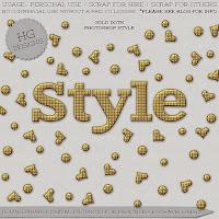 http://cesstrelle.wordpress.com/2014/09/06/freebie-gold-dots-photoshop-style/