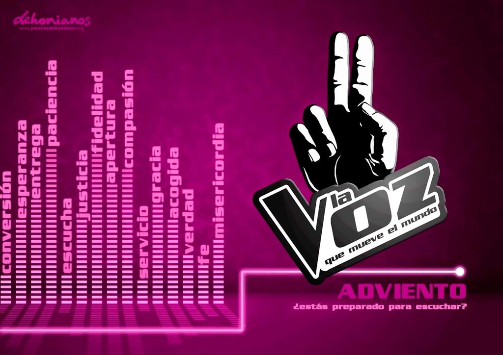 La voz que mueve el mundo #jóvenesdehonianos