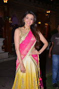 kajal agarwal photos in half saree-thumbnail-7