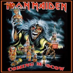 Download CD Iron Maiden  Coming Moscow 2011