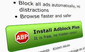how to uninstall adblock